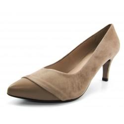 Zapatos Salón Dibia Taupe