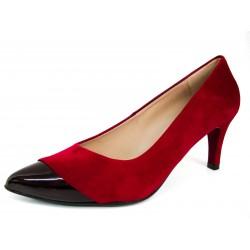 Zapatos Salón Dibia Burdeos