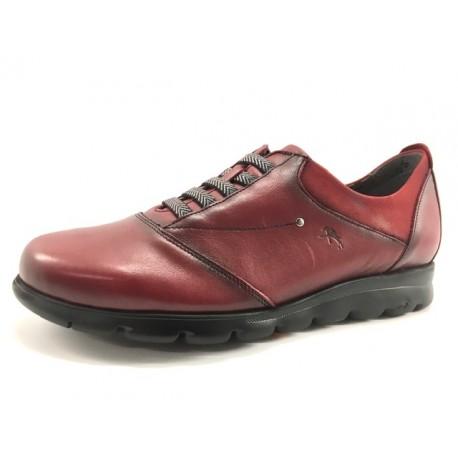 Zapato Fluchos Susan F0354 Rojo