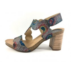 Sandalia PENELOPE multicolor