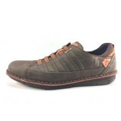 ZAPATOS FLUCHOS F0703 ALFA MARRON