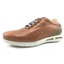 Zapato Fluchos F0556 Hombre color cuero