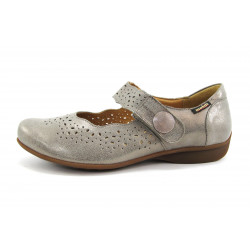Zapatos Mephisto Mobils Fabbiene Taupe