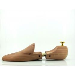 Horma zapato de madera de cedro