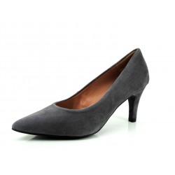 Zapato Dibia gris nobuck