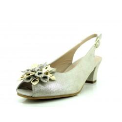 Zapato Piedeli piedra flor