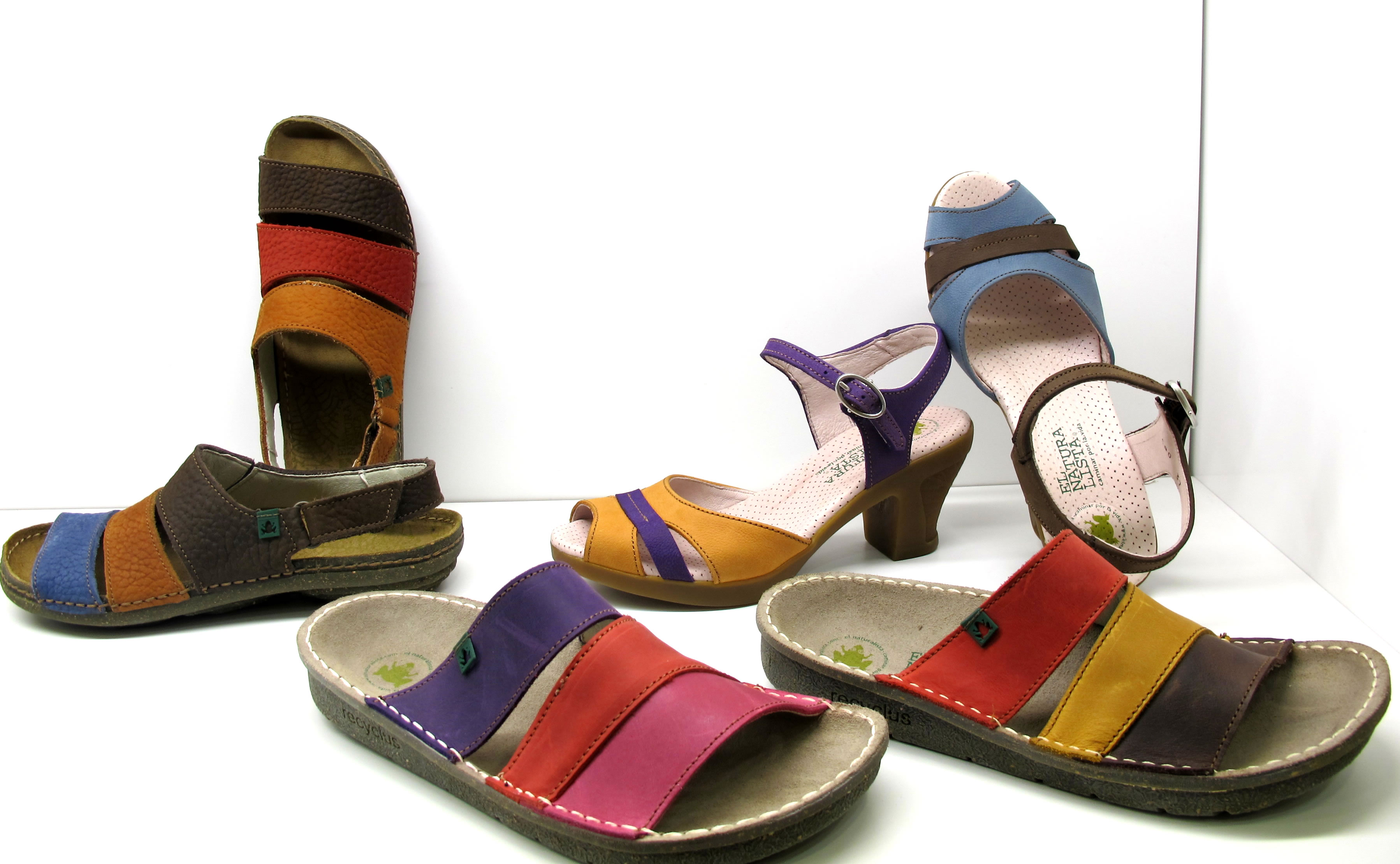 Las sandalias para este verano 2014