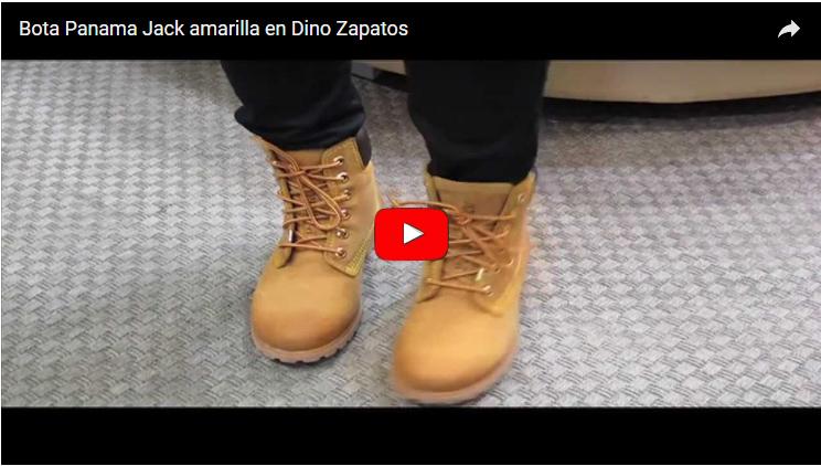 Botas de Panama Jack en Dino Zapatos, las botas más icónicas