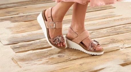 Liquidación sandalias Mobils de Mephisto en Dino Zapatos