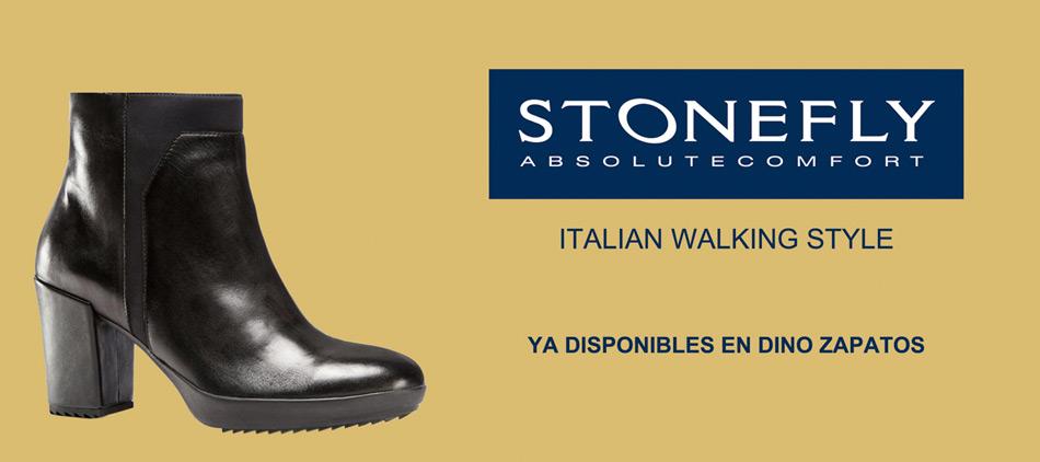 Stonefly, nueva marca en Dino Zapatos