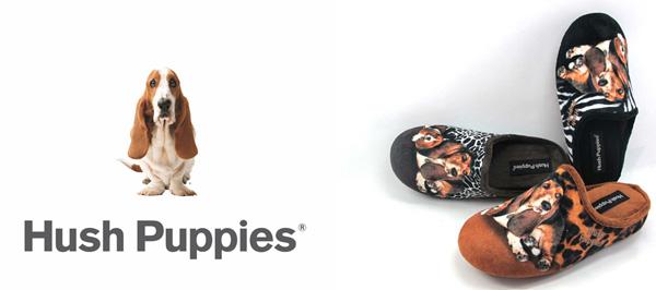 Hush Puppies os trae su nueva temporada de zapatillas de ir por casa a Dino Zapatos