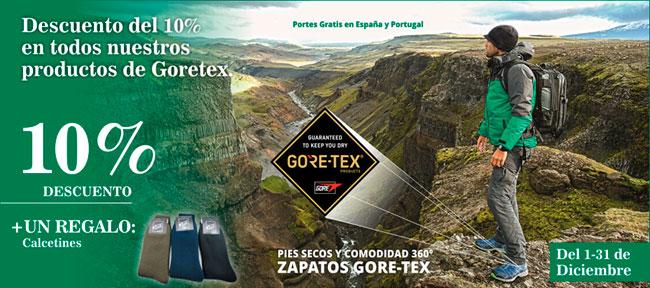 Diciembre es el mes del Goretex en Dino Zapatos