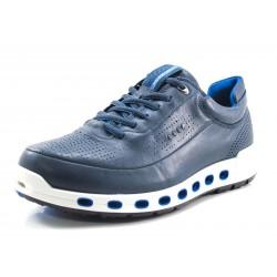 Zapato Ecco Cool 2.0 azul Gore Tex